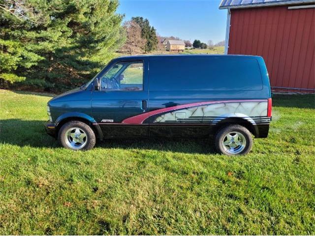1986 Chevrolet Astro (CC-1430482) for sale in Cadillac, Michigan