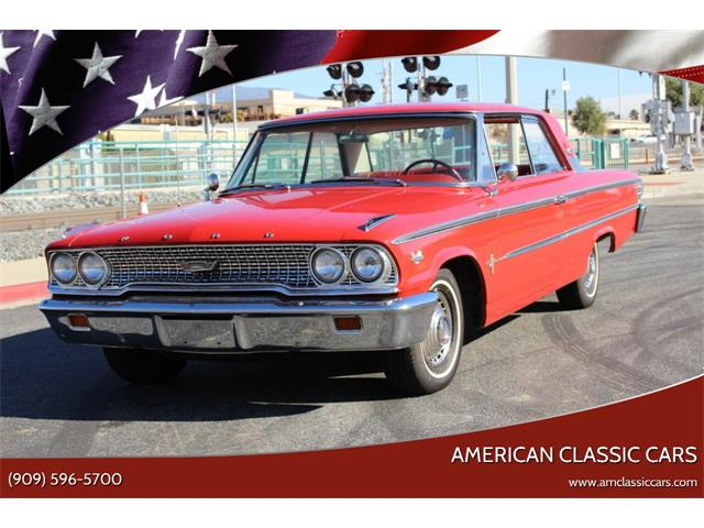 1963 Ford Galaxie 500 (CC-1434830) for sale in La Verne, California