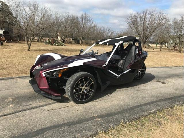 2017 Polaris Slingshot (CC-1434832) for sale in Fredericksburg, Texas