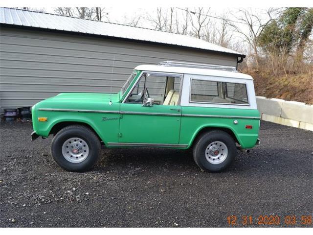 1972 Ford Bronco (CC-1434837) for sale in Cadillac, Michigan