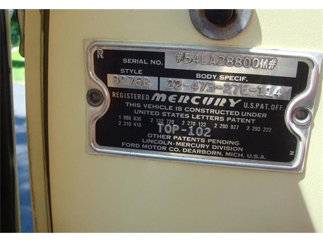 1954 Mercury Monterey (CC-1434838) for sale in Annandale, Minnesota