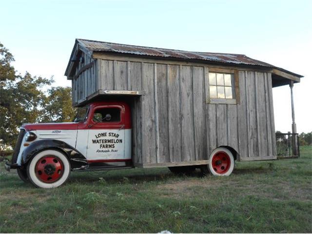 1937 Chevrolet Truck (CC-1430484) for sale in Cadillac, Michigan
