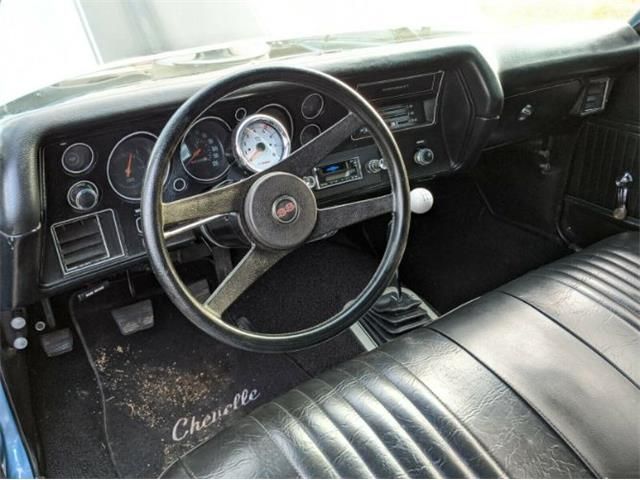 1972 Chevrolet Chevelle (CC-1434841) for sale in Cadillac, Michigan