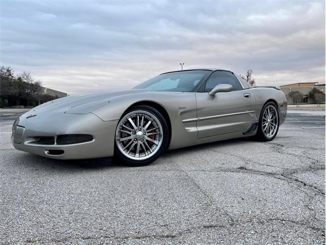 1999 Chevrolet Corvette (CC-1434845) for sale in Greensboro, North Carolina