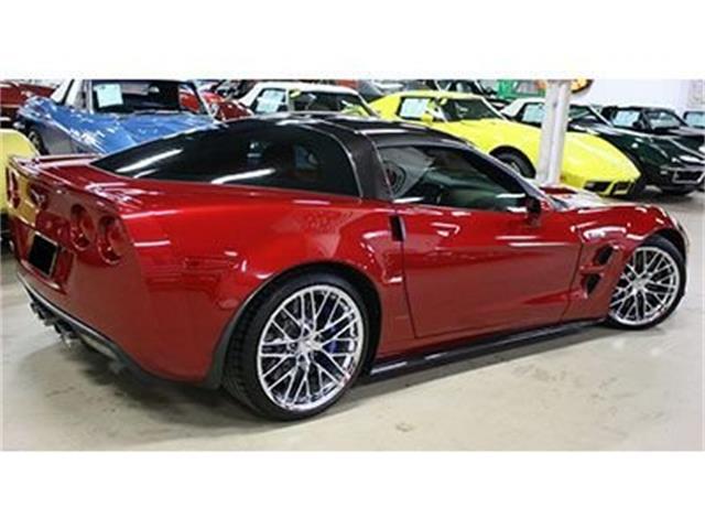 2010 Chevrolet Corvette (CC-1434848) for sale in Greensboro, North Carolina