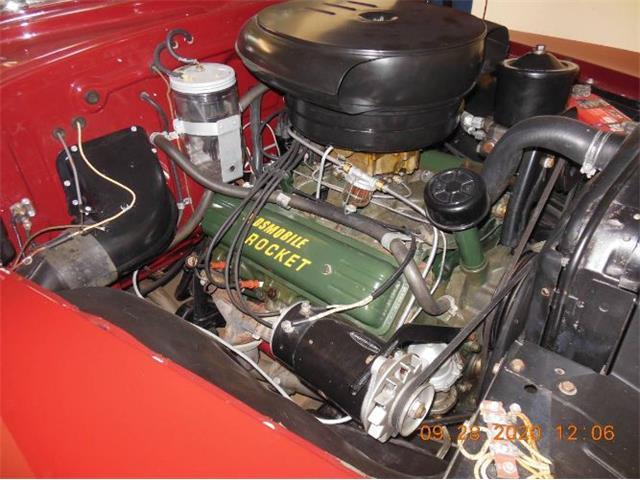 1952 Oldsmobile 98 (CC-1434849) for sale in Cadillac, Michigan