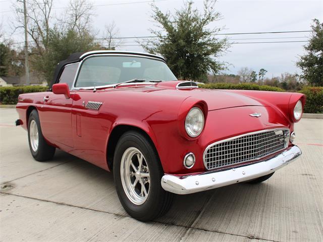 1956 Ford Thunderbird (CC-1434859) for sale in O'Fallon, Illinois