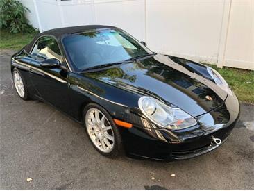 2001 Porsche 911 (CC-1430486) for sale in Cadillac, Michigan