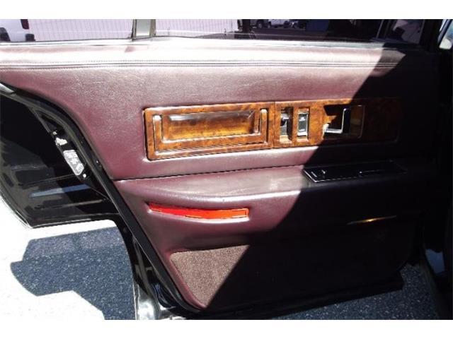 1996 Cadillac Fleetwood (CC-1434860) for sale in Cadillac, Michigan