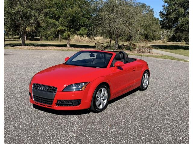 2008 Audi TT (CC-1434861) for sale in Clearwater, Florida