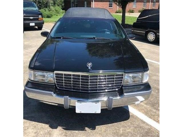 1996 Cadillac DeVille (CC-1434862) for sale in Cadillac, Michigan
