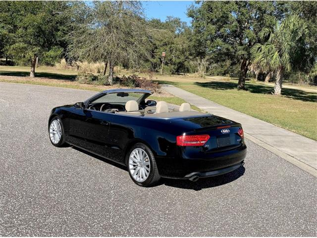 2011 Audi A5 (CC-1434863) for sale in Clearwater, Florida