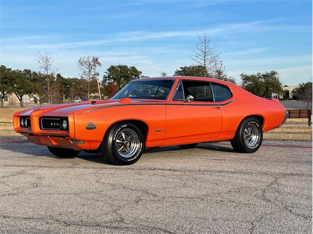 1968 Pontiac GTO (CC-1434868) for sale in Greensboro, North Carolina