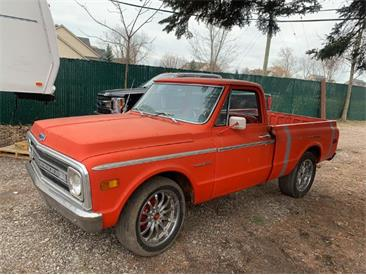 1970 Chevrolet C10 (CC-1434872) for sale in Cadillac, Michigan