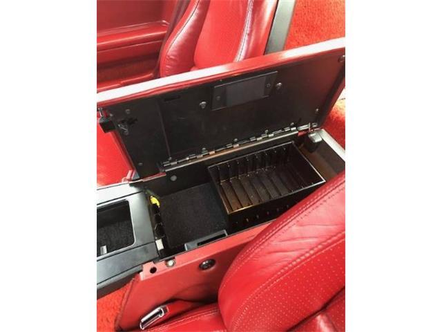 1984 Chevrolet Corvette (CC-1434875) for sale in Cadillac, Michigan