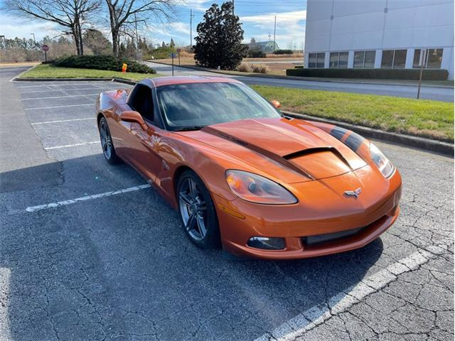 2008 Chevrolet Corvette (CC-1434882) for sale in Greensboro, North Carolina