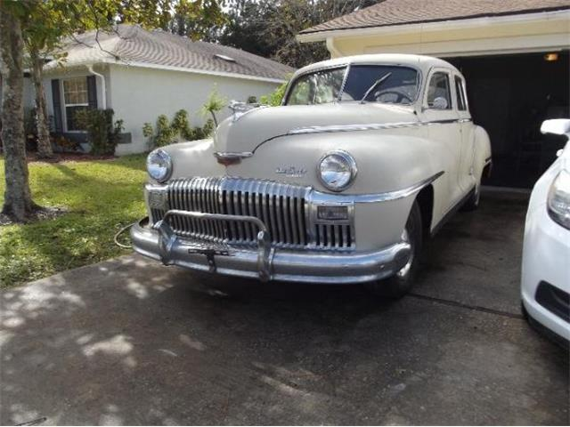 1948 DeSoto Custom (CC-1434884) for sale in Cadillac, Michigan