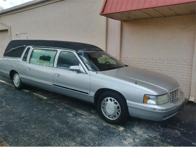 1999 Cadillac DeVille (CC-1434885) for sale in Cadillac, Michigan