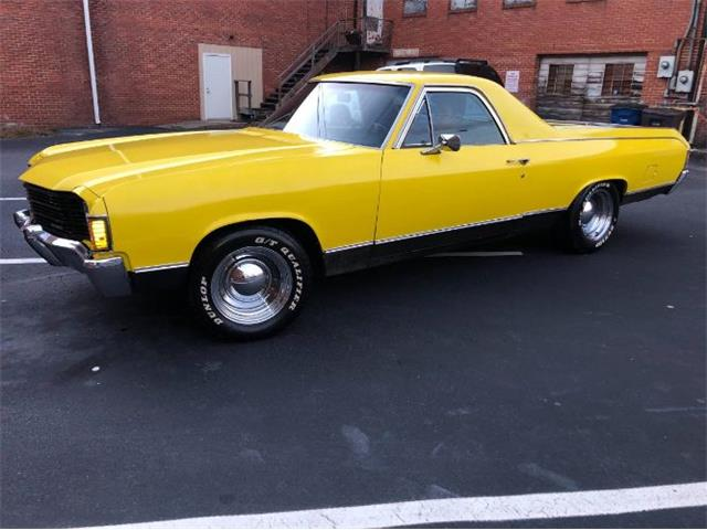 1972 Chevrolet El Camino (CC-1434893) for sale in Cadillac, Michigan