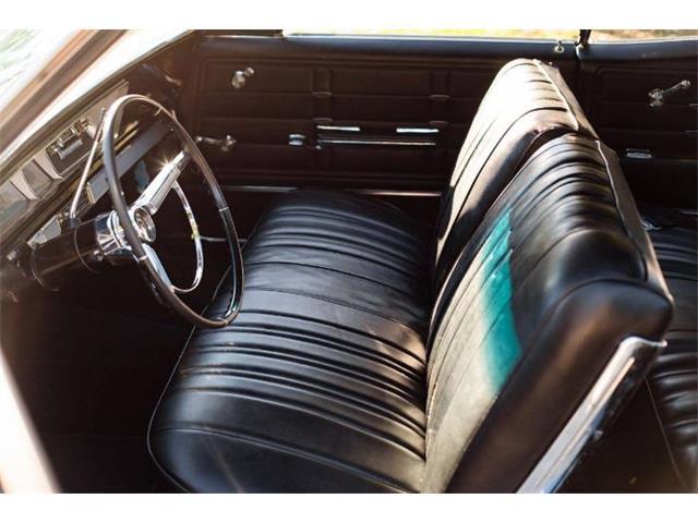 1966 Chevrolet Impala (CC-1434899) for sale in Cadillac, Michigan