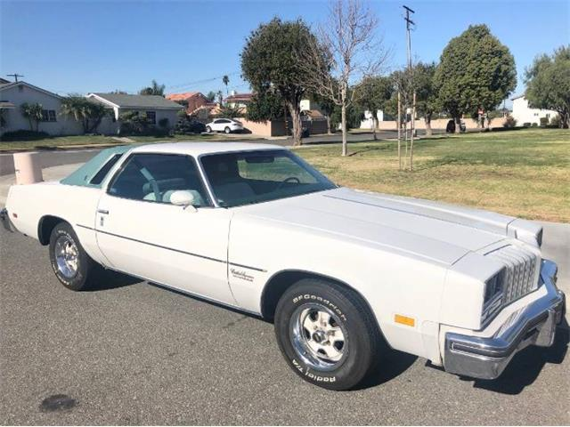 1977 Oldsmobile Cutlass (CC-1434900) for sale in Cadillac, Michigan
