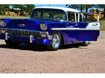 1956 Chevrolet Bel Air (CC-1434901) for sale in Cadillac, Michigan