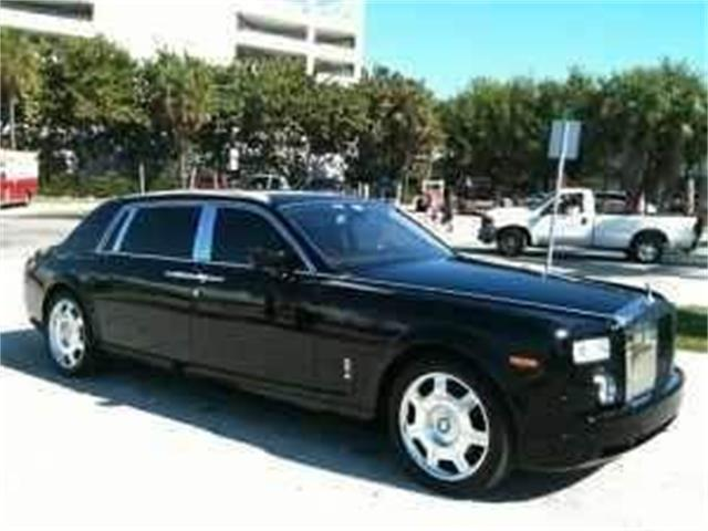 2007 Rolls-Royce Phantom (CC-1434903) for sale in Cadillac, Michigan