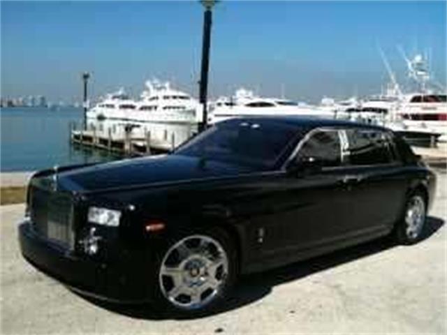 2007 Rolls-Royce Phantom (CC-1434903) for sale in Cadillac, Michigan