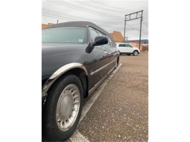 2001 Lincoln Town Car (CC-1434905) for sale in Cadillac, Michigan
