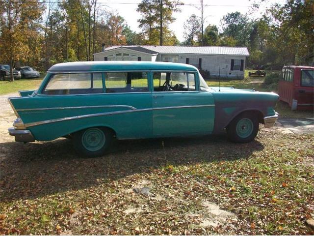 1957 Chevrolet Station Wagon (CC-1434909) for sale in Cadillac, Michigan