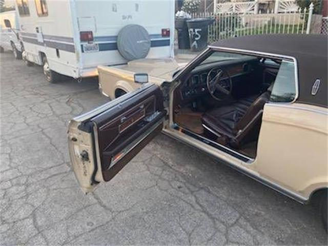 1971 Lincoln Continental (CC-1434912) for sale in Cadillac, Michigan