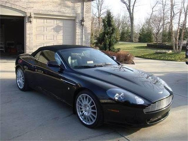 2007 Aston Martin DB9 (CC-1434917) for sale in Cadillac, Michigan