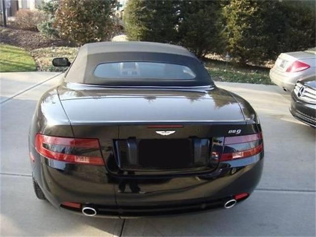 2007 Aston Martin DB9 (CC-1434917) for sale in Cadillac, Michigan