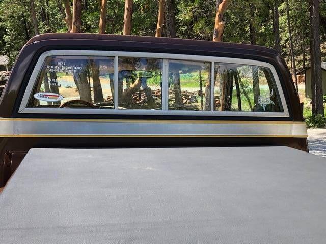 1977 Chevrolet Silverado (CC-1434918) for sale in Cadillac, Michigan