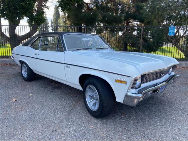 1970 Chevrolet Nova (CC-1434920) for sale in Cadillac, Michigan