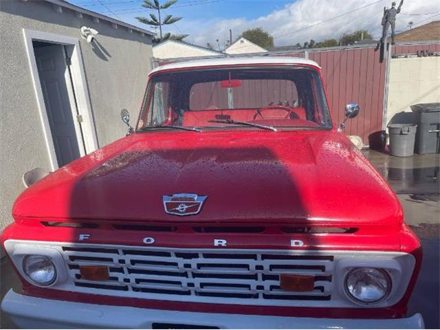 1964 Ford F100 (CC-1434923) for sale in Cadillac, Michigan