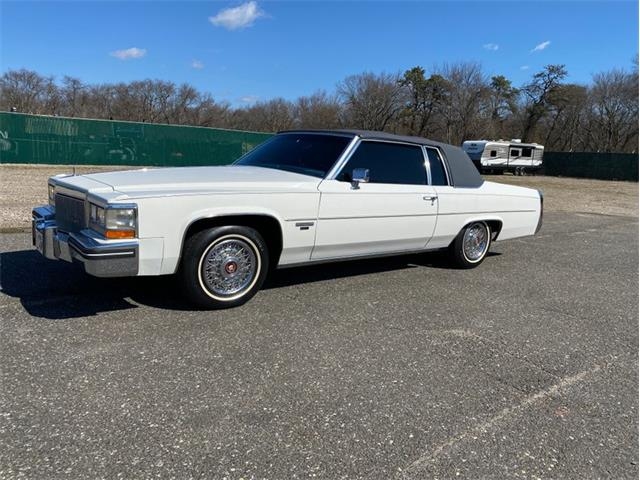 1983 Cadillac Coupe (CC-1434928) for sale in West Babylon, New York