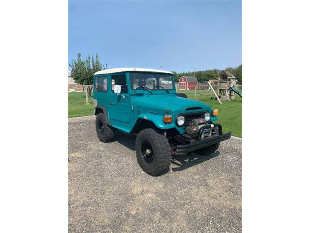 1978 Toyota Land Cruiser FJ (CC-1434931) for sale in Cadillac, Michigan