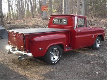1963 Chevrolet C10 (CC-1434934) for sale in Cadillac, Michigan