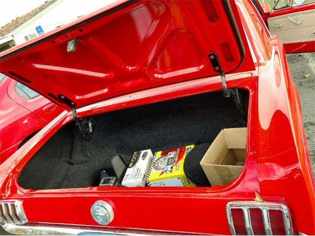 1966 Ford Mustang (CC-1434935) for sale in Cadillac, Michigan