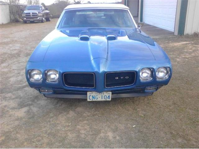 1970 Pontiac GTO (CC-1434936) for sale in Cadillac, Michigan