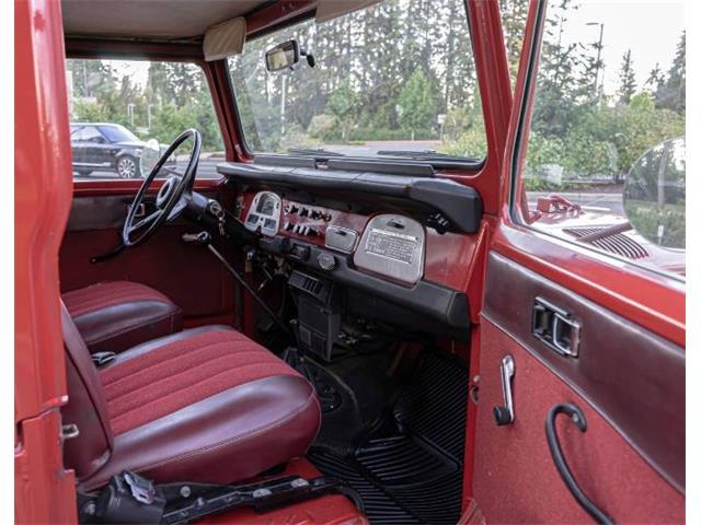1975 Toyota Land Cruiser FJ (CC-1430494) for sale in Cadillac, Michigan