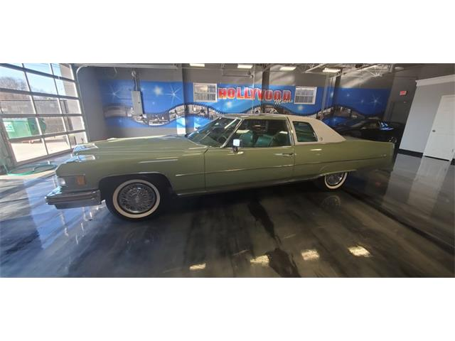1975 Cadillac Coupe (CC-1434940) for sale in West Babylon, New York