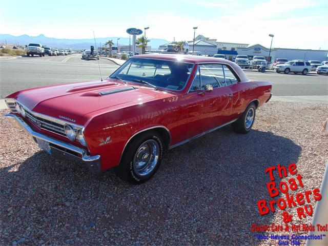 1967 Chevrolet Chevelle SS (CC-1434945) for sale in Lake Havasu, Arizona