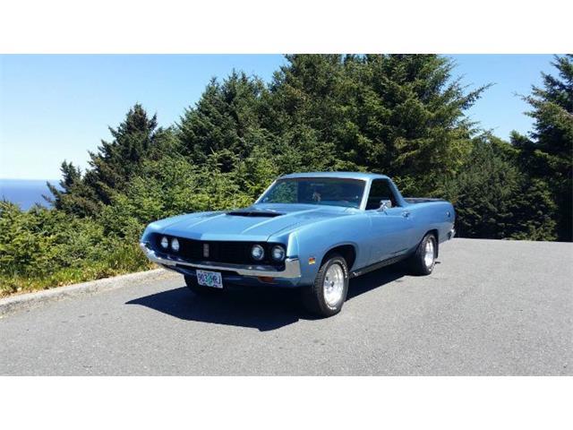 1971 Ford Ranchero (CC-1434949) for sale in Cadillac, Michigan