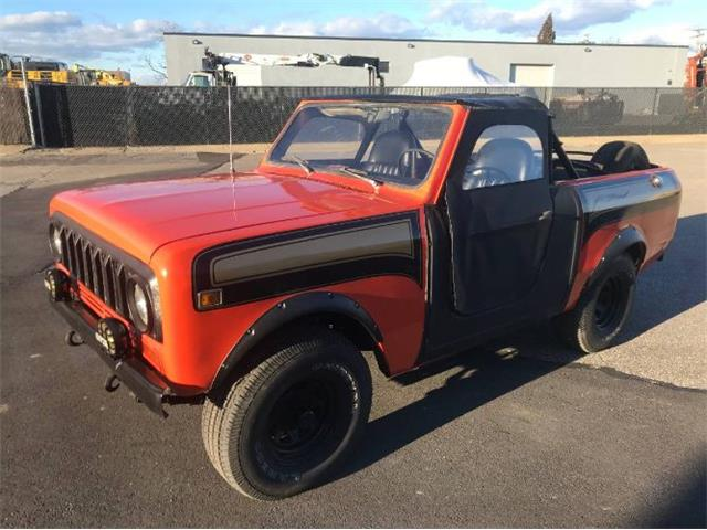 1977 International Scout (CC-1434955) for sale in Cadillac, Michigan