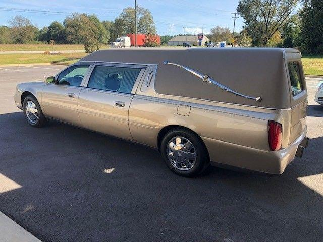2005 Cadillac DeVille (CC-1434957) for sale in Cadillac, Michigan
