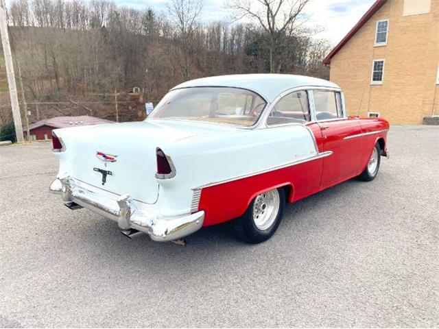 1955 Chevrolet Bel Air (CC-1434959) for sale in Cadillac, Michigan