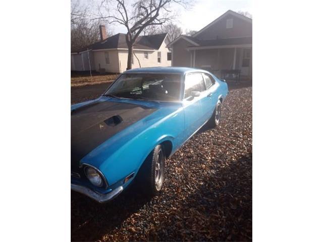 1973 Ford Maverick (CC-1434960) for sale in Cadillac, Michigan