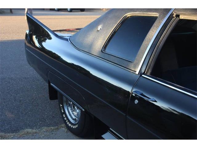 1974 Cadillac Coupe DeVille (CC-1434961) for sale in Cadillac, Michigan
